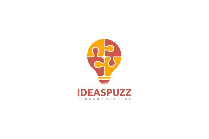 Puzzle Idée Logo
