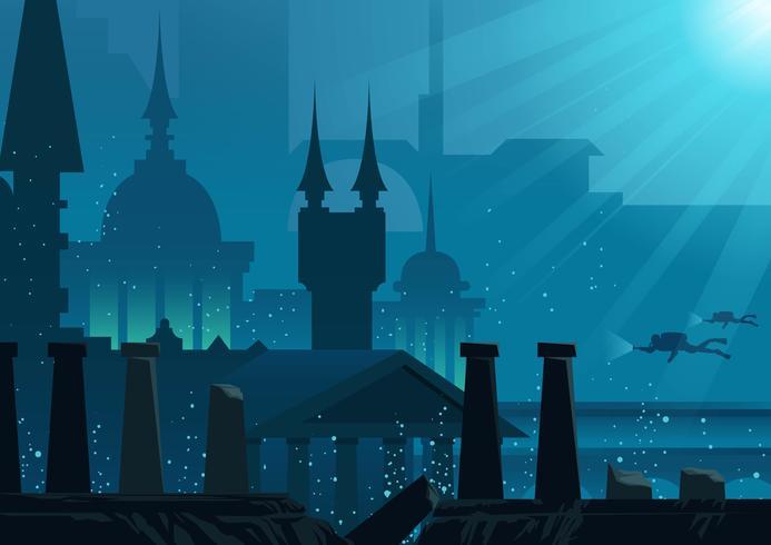 Stad av Atlantis