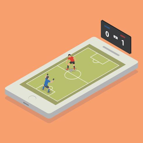 Isometric Soccer