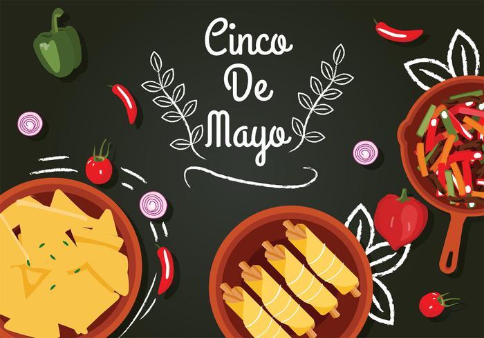Cinco De Mayo Vektor Design