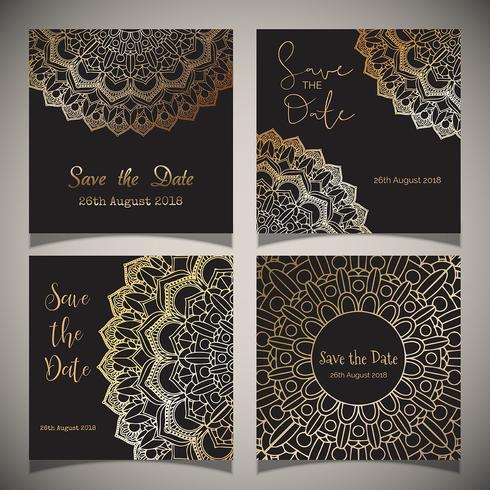 Luxury save the date designs