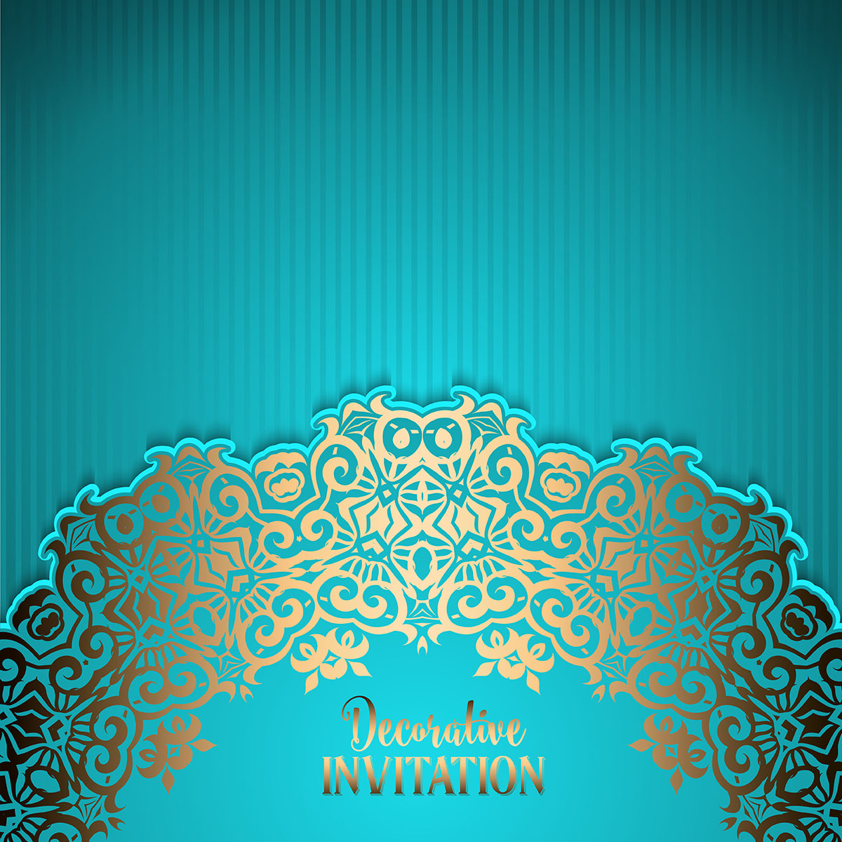 Wedding Invitation Backgrounds: Decorative Invitation Background