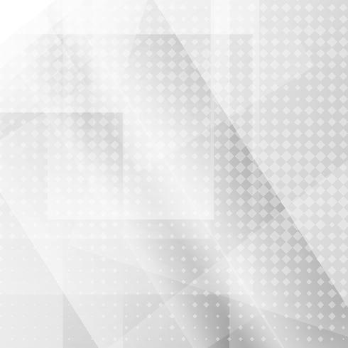 Fondo de textura geométrica blanca
