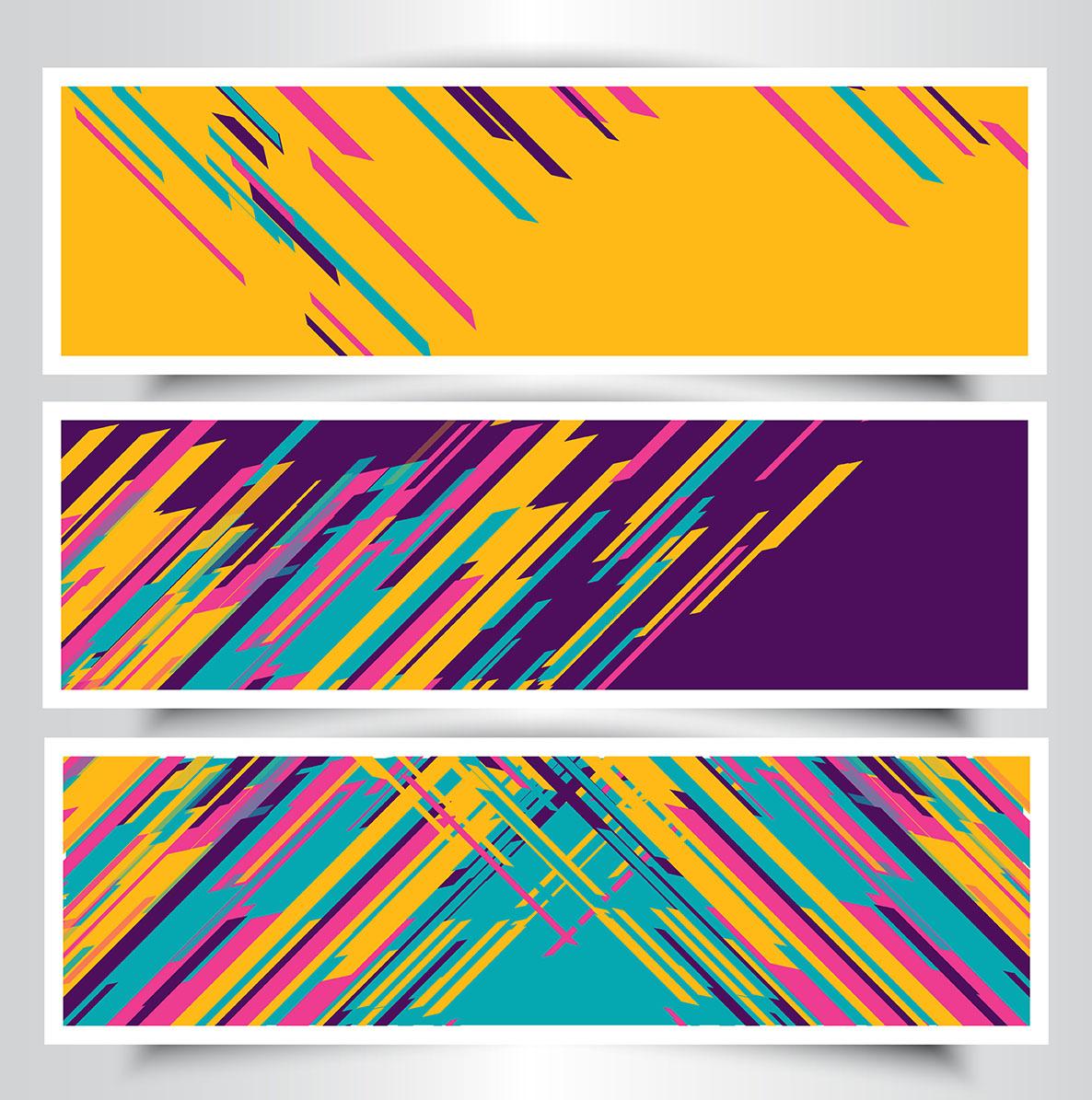 Modern banner designs - Download Free Vectors, Clipart ...