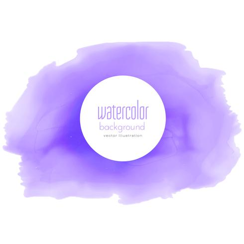 purple watercolor texture vector background