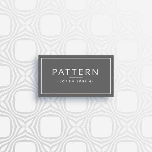 stylish gray line vector pattern design