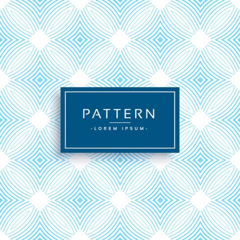stylish blue line pattern texture background