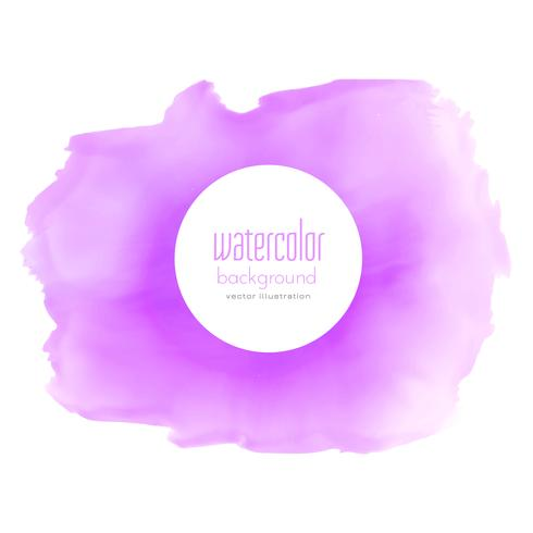 purple watercolor stain texture background
