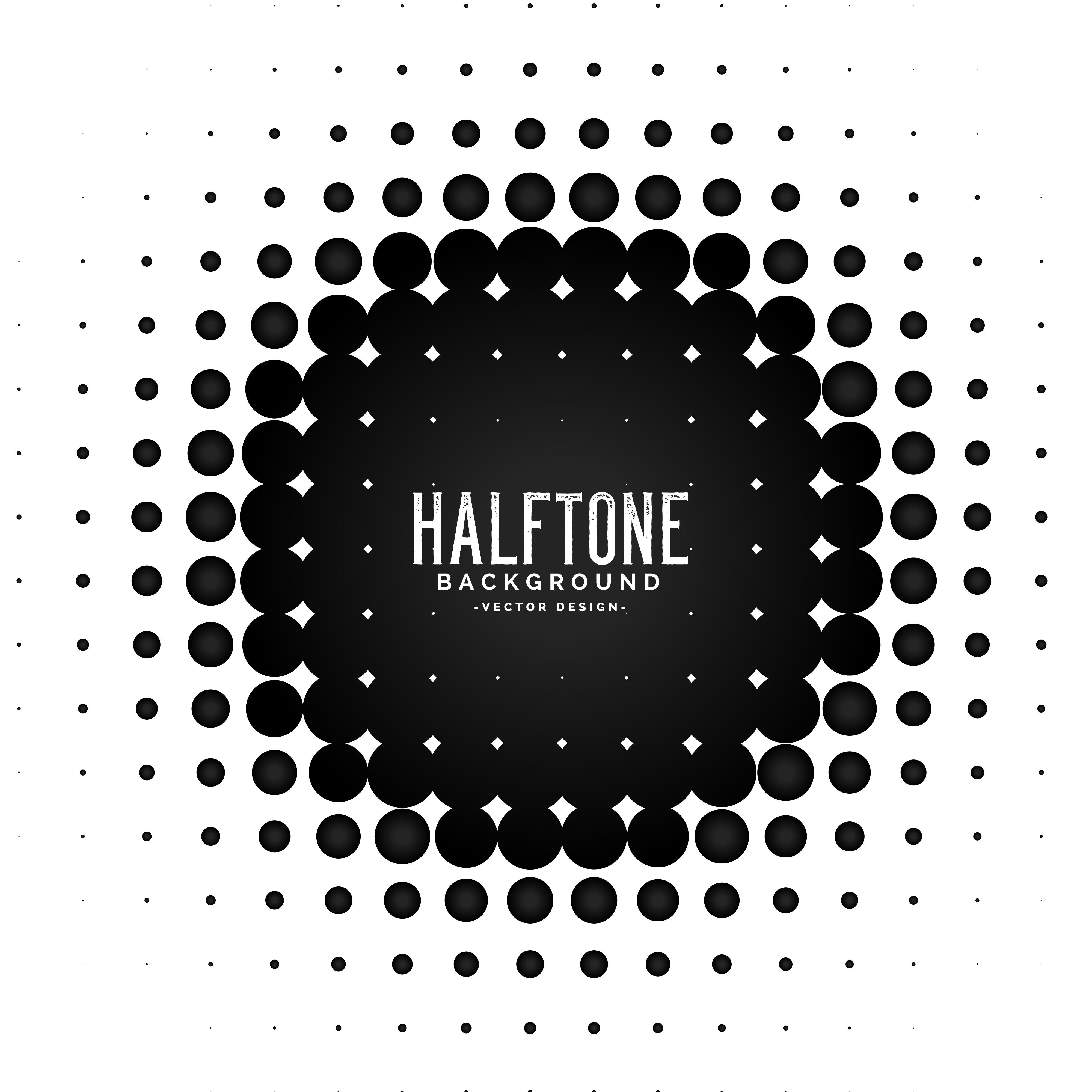 vector halftone...