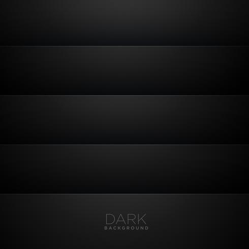 dark minimal stripe vector background