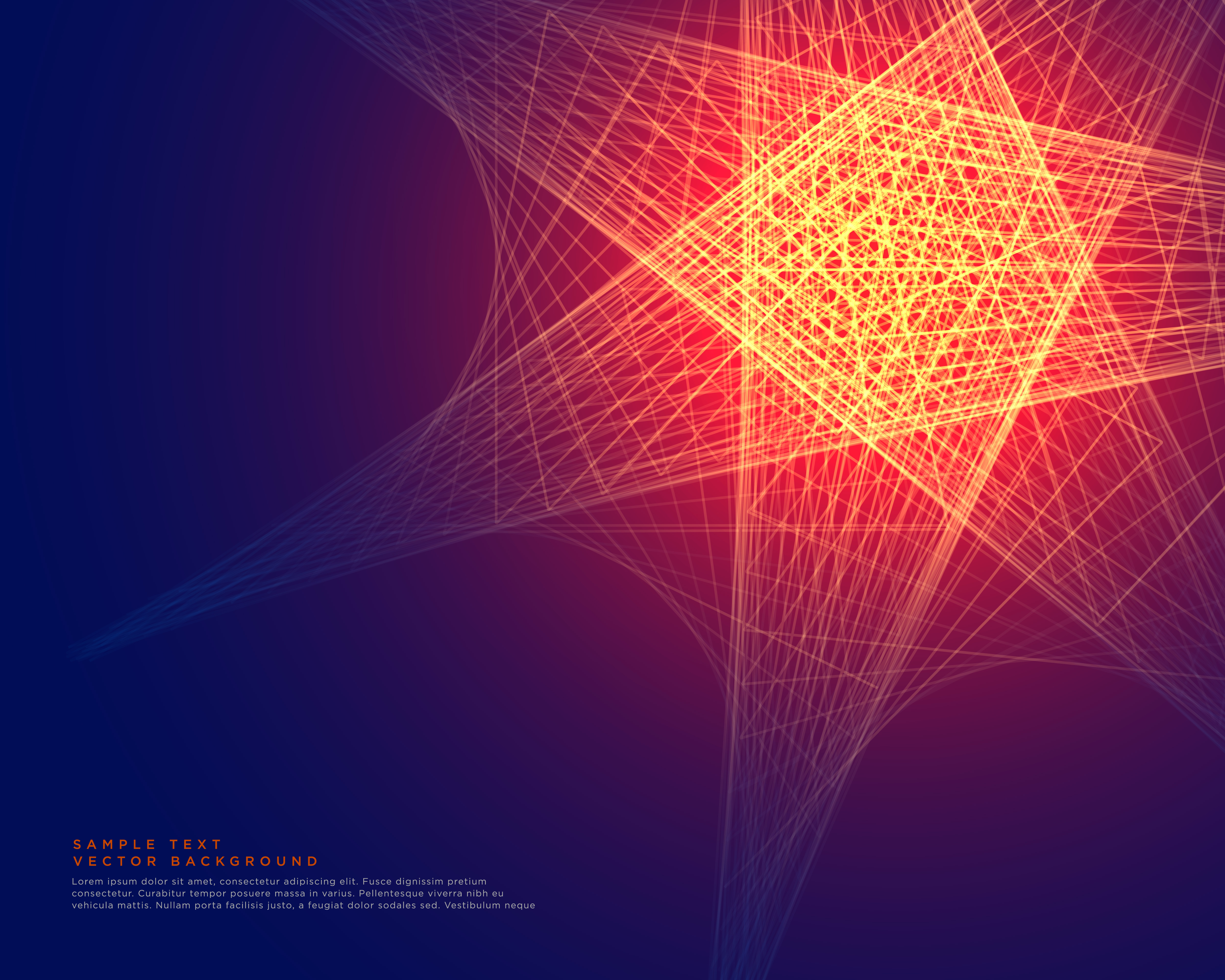 abstract glowing lines background design - Download Free ...