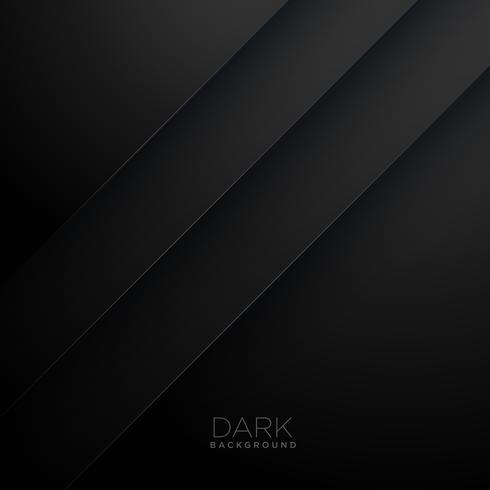 abstract lines dark vector background