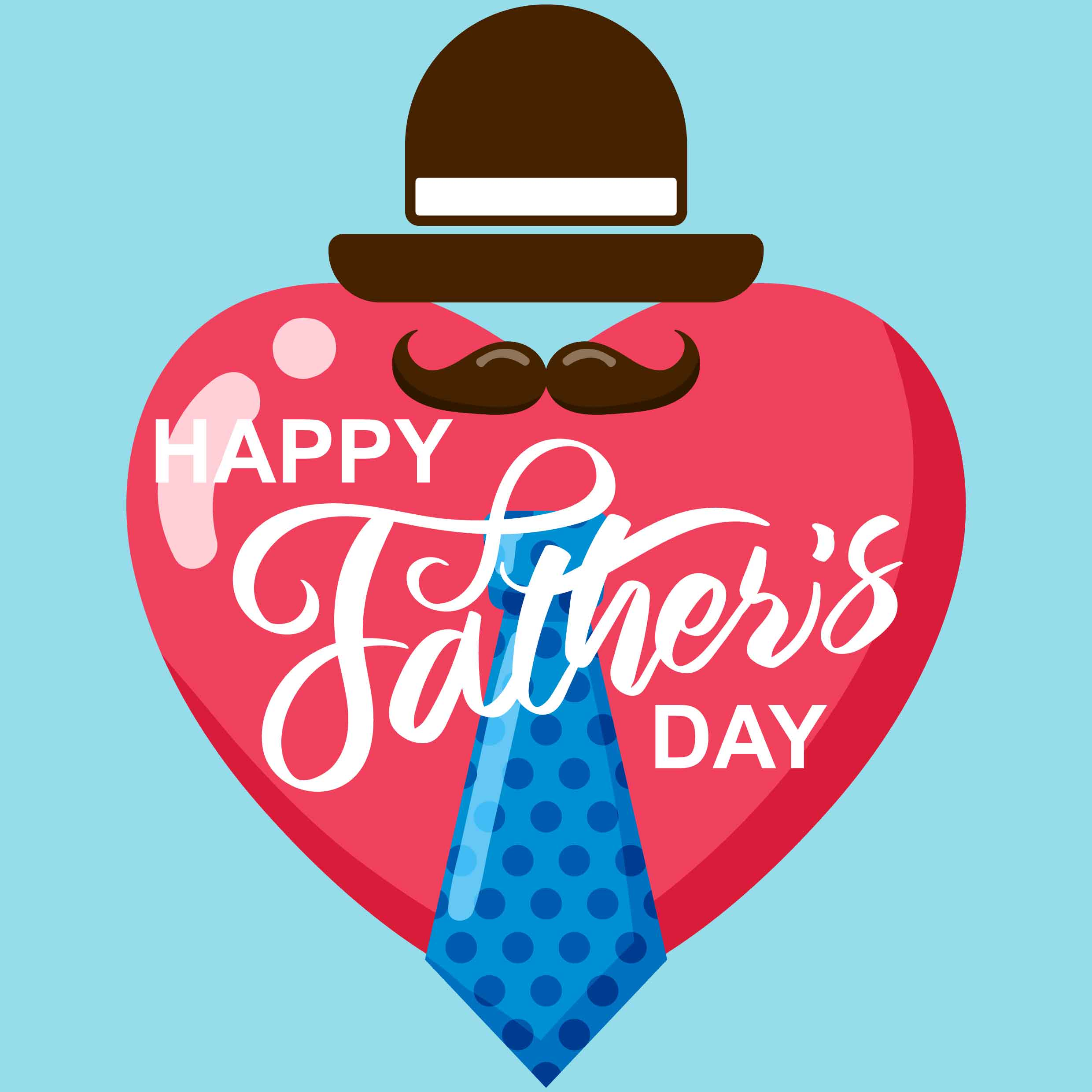 Happy Fathers Day - Download Free Vector Art, Stock ...