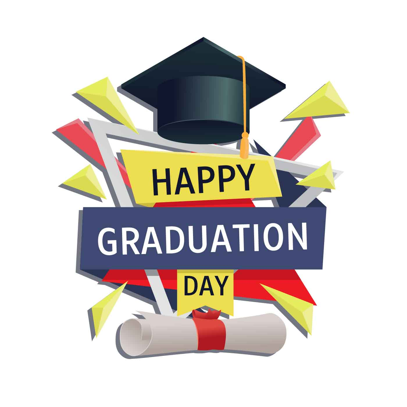 Graduation Party Free Vector Art 7070 Free Downloads