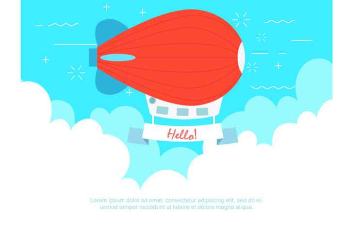 Dirigible Message Templates