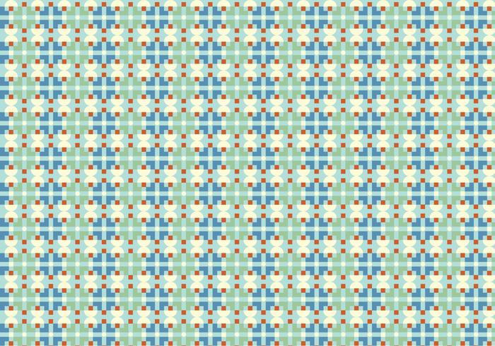 Abstract Pastel Pattern Background vector