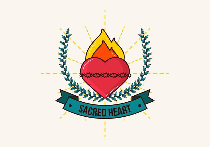 Heligt hjärta