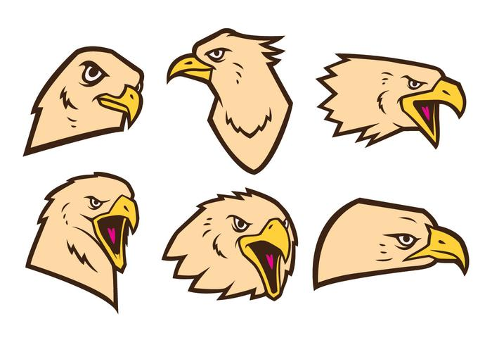 Free Eagles Logo Vector