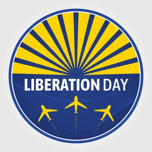 Insignia del Día de la Liberación