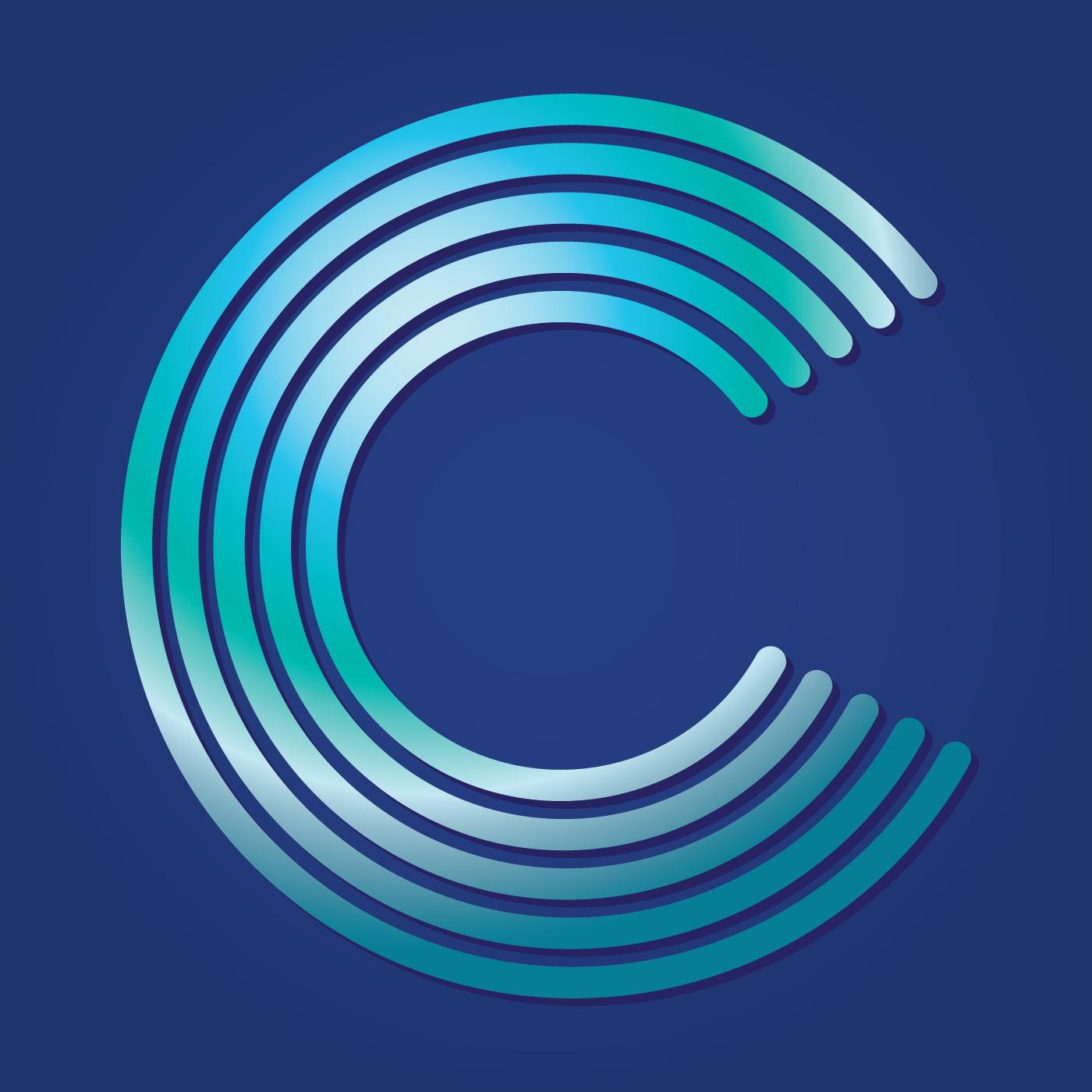 letter c typography