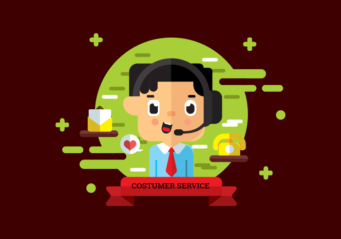 Customer Service Character Vector
