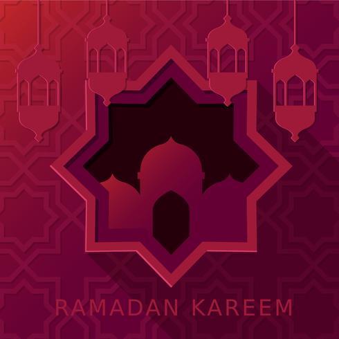Ramadan Kareem Vektor