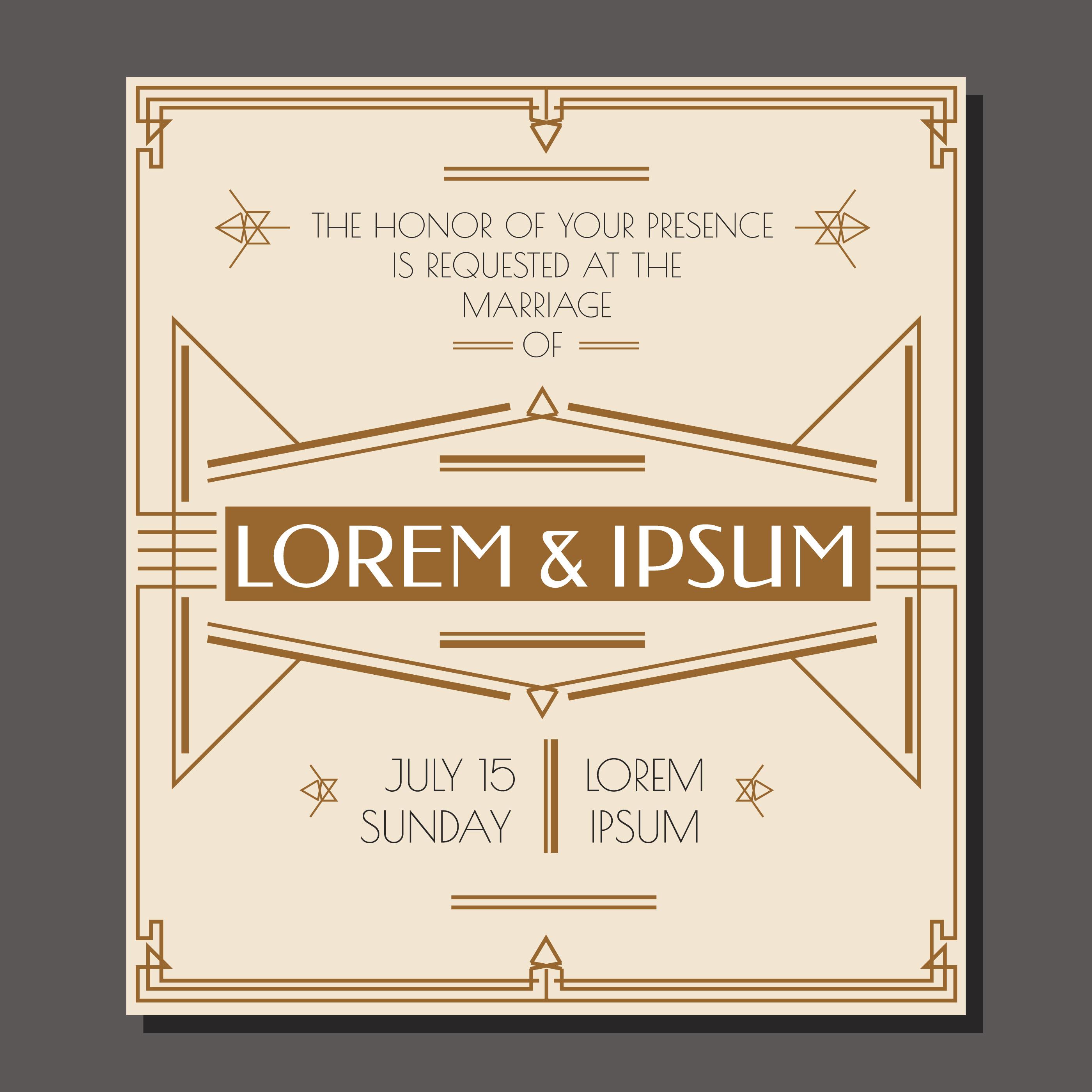 Invitation Card Design - (19004 Free Downloads)