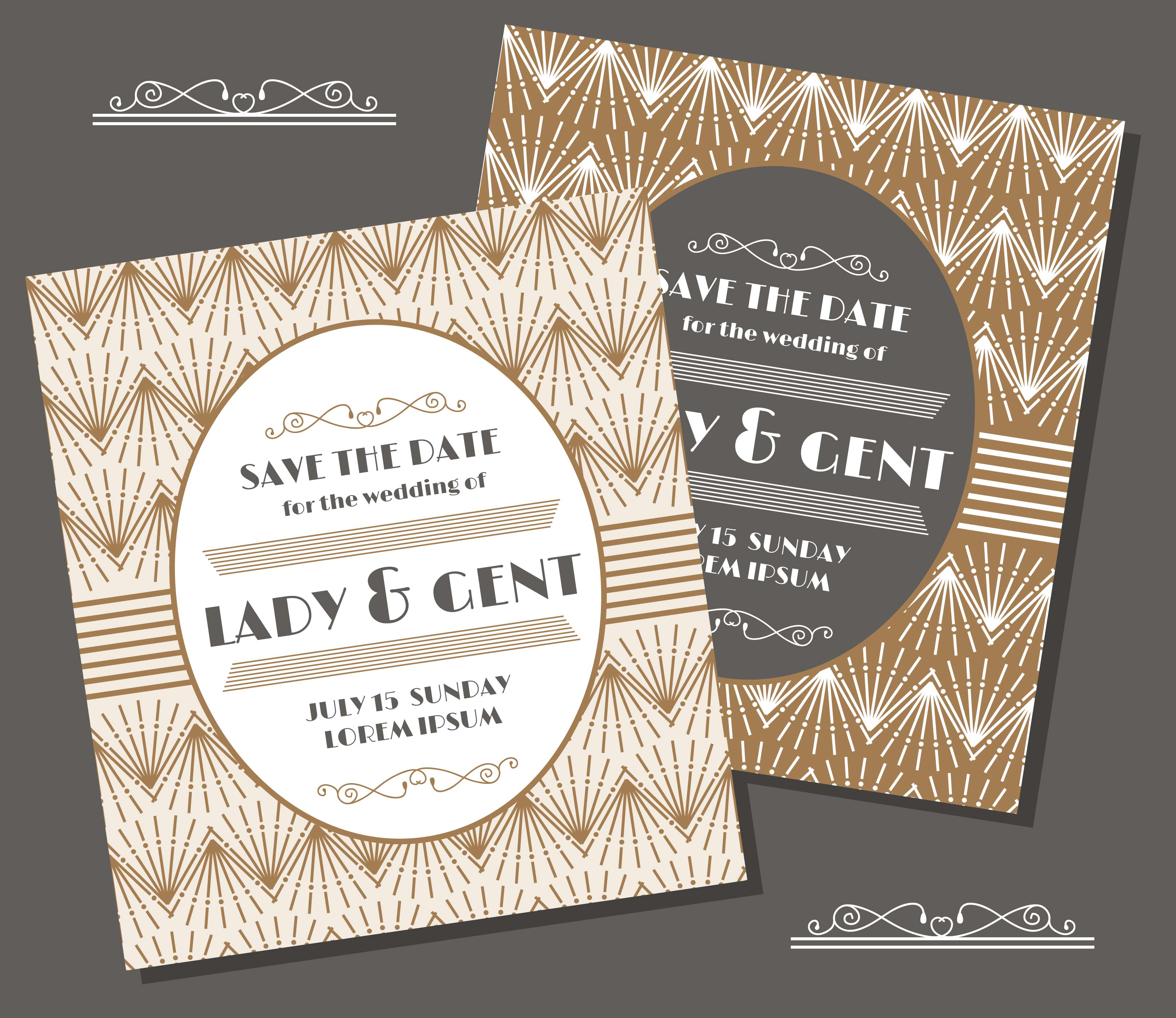 Save The Date Template - (24894 Free Downloads)