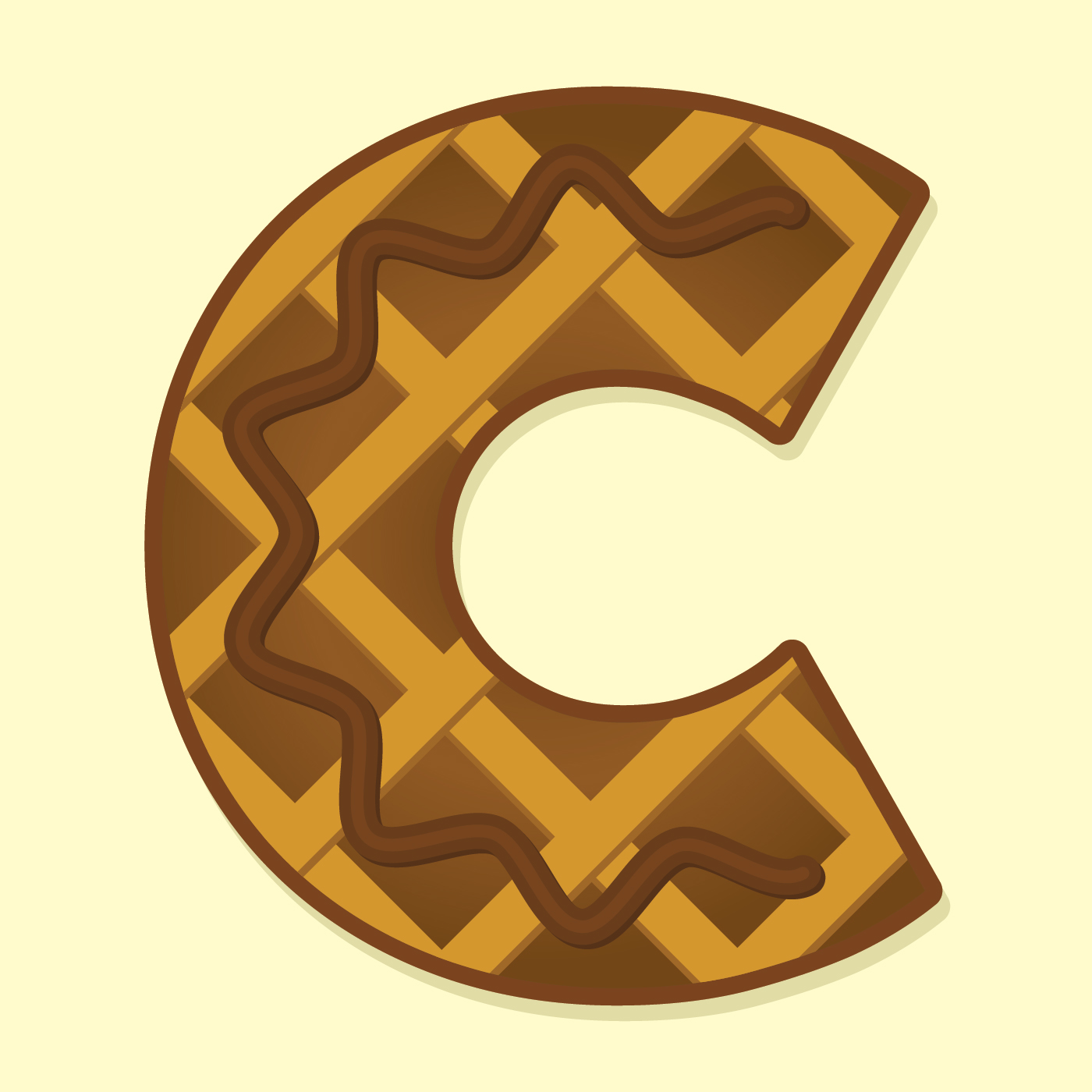 Letter C Typography Download Free Vectors Clipart