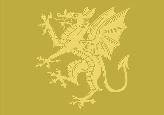 dragon coat of arms