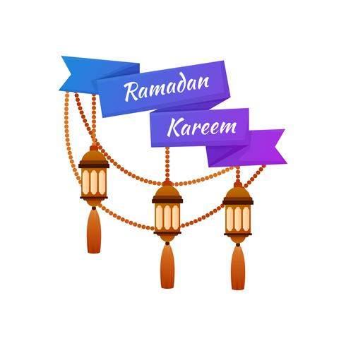 Beautiful Ramadan Vectors