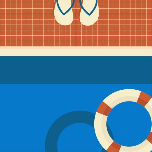 vintage swimmingpool