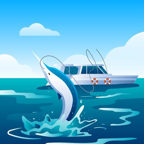 Tiefseefischerei Schwertfisch