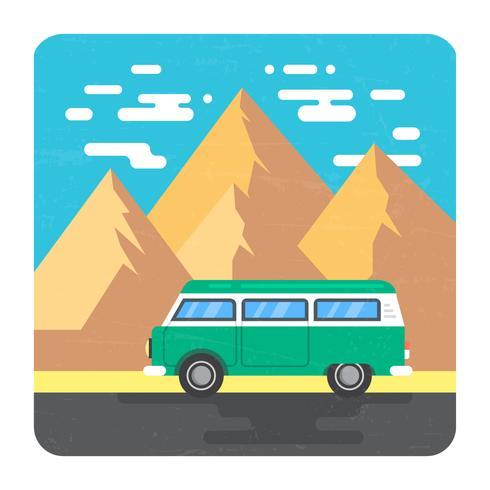 Road Trip Paysage