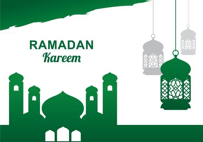 Fundo de Ramadan Kareem