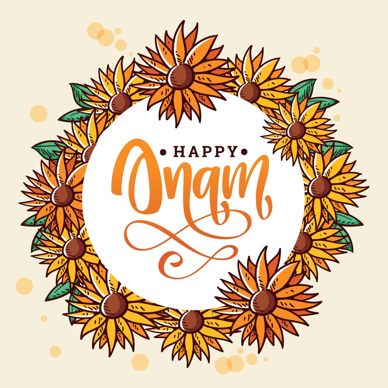 Happy Onam Free Vector Art 13986 Free Downloads