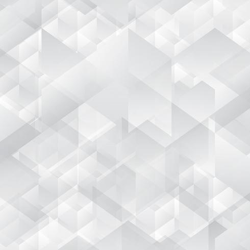 Vit geometrisk bakgrund