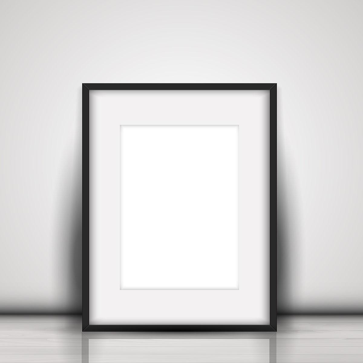 白色邊框 免費下載 | 天天瘋後製