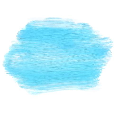 Blue acrylic paint background