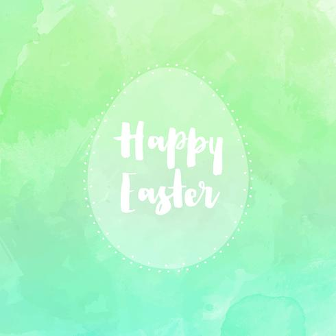watercolor easter background 0103