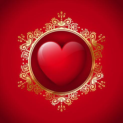 Fondo del corazón