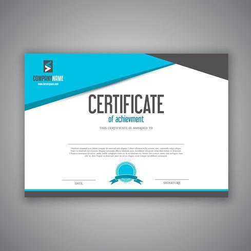 Projeto de certificado