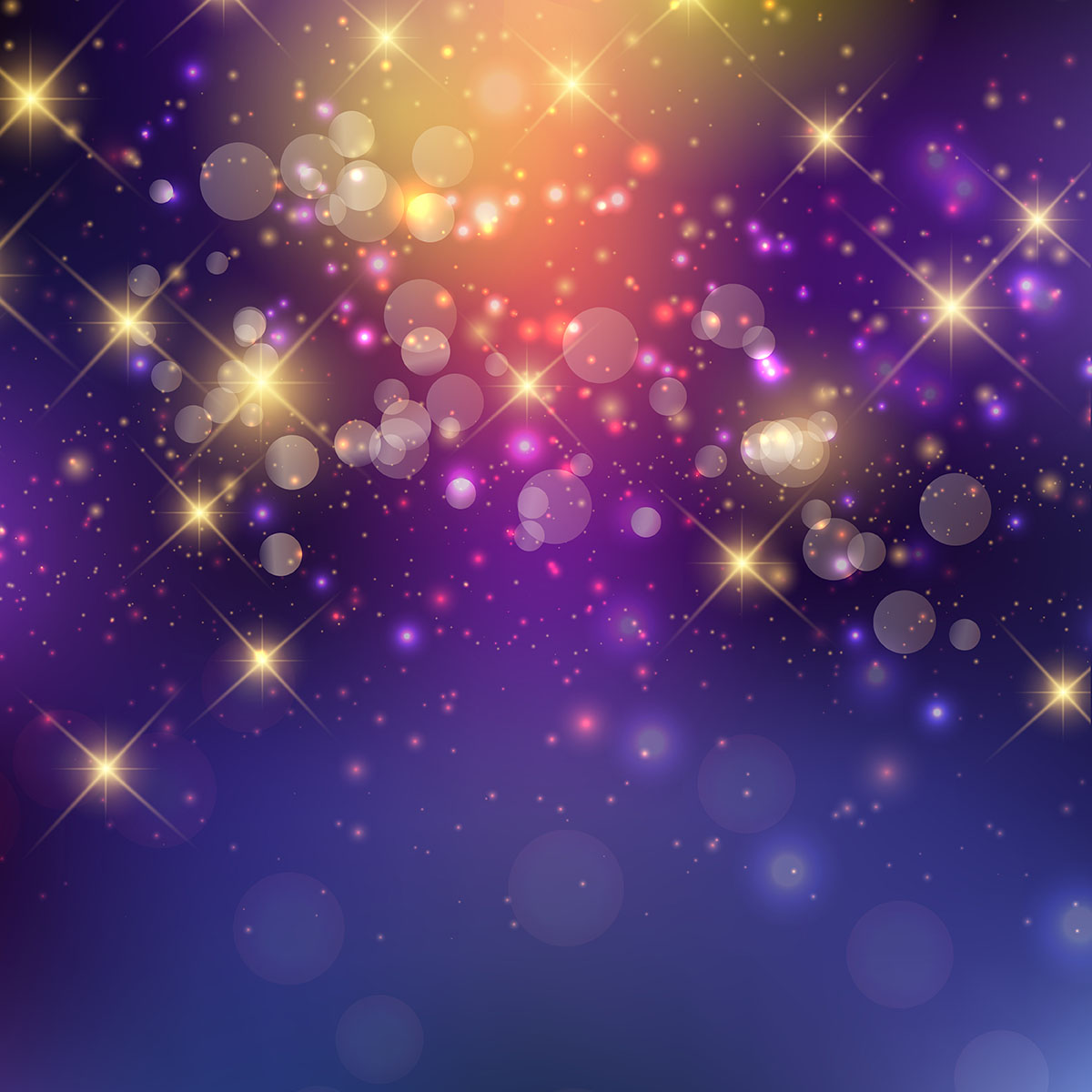 Bokeh lights background - Download Free Vectors, Clipart ...