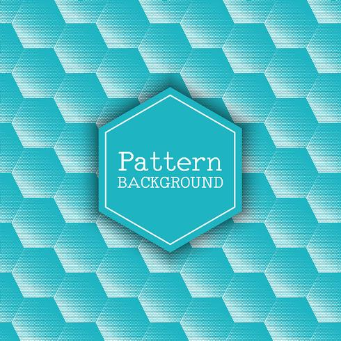 Halftone pattern background