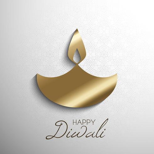 Fondo de luz feliz Diwali 2109