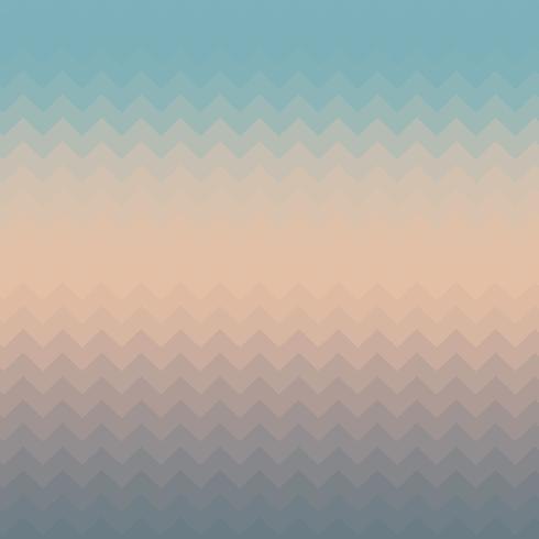 Pastell zig zag mönster bakgrund