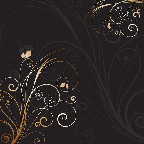 Decorative floral background 0612