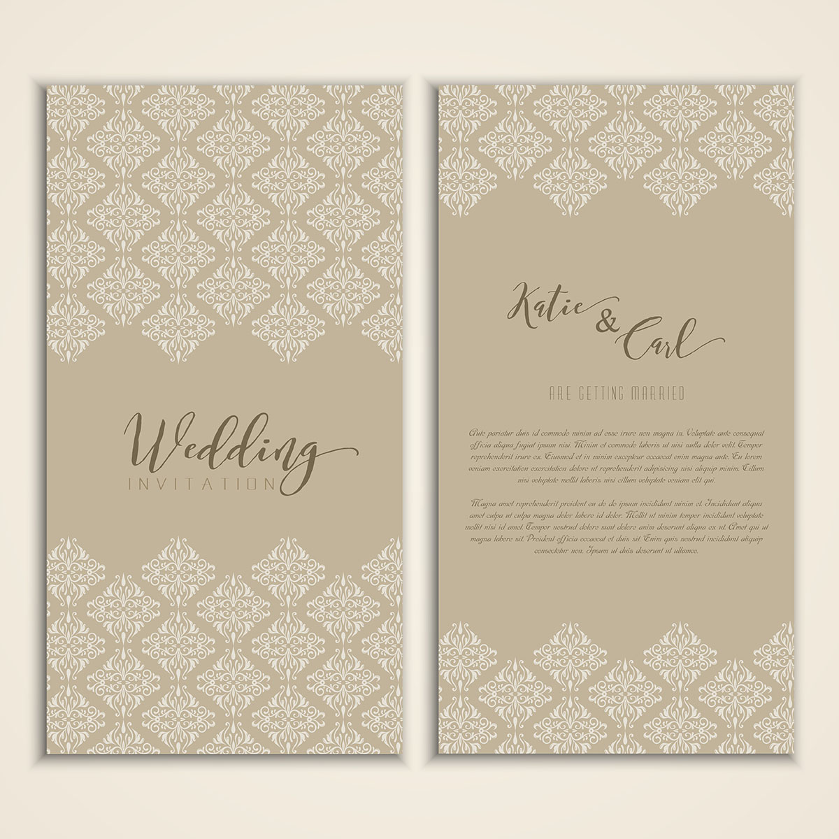 Wedding Borders Free Vector Art - (5799 Free Downloads)