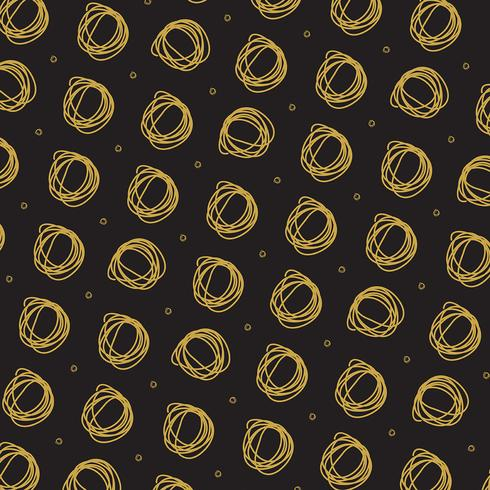 Scribbled pattern background