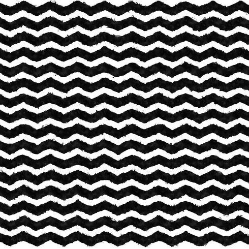 Ink zig zag pattern